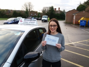 I really enjoyed learning with to drive with Roger he was a fantastic friendly instructor who helped me to pass first time <br />