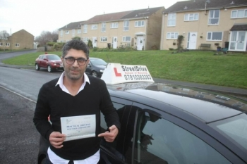 I have passed my driving test, extremely happy for that also glad I've chosen to go and book my driving lessons with one of Bath´s top driving instructor.<br />