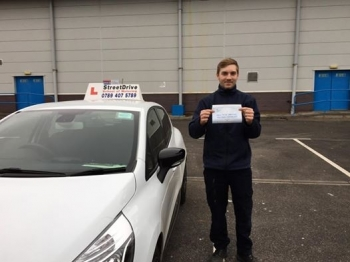 My instructor Louise was very caring and definitely supportive of me driving she is a very high standard teacher and the reason I had passed my test 1st Attempt <br />