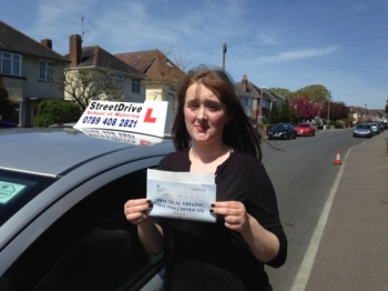 I had a brilliant experience with my very professional and helpful instructor I will certainly be recommending StreetDrive to all my friends<br />
