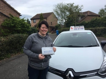 Passed with *** ZERO Driving Faults ***<br />