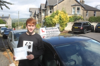 Phil is a great instructor and helped me to pass my driving test first time in Chippenham <br />
