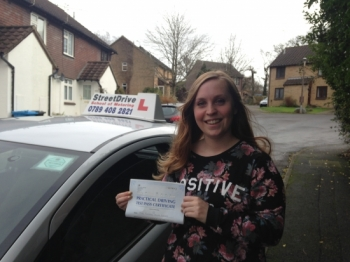 Fantastic driving instructor lots of patience and very helpful I would very highly recommend Shaun and StreetDrive SoM<br />