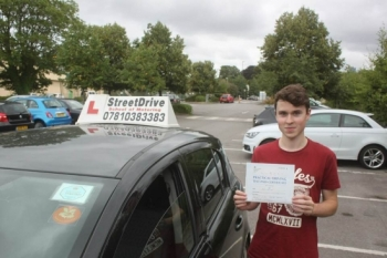 'Philip' was a great instructor. I came down to Bath especially for my driving lessons and Philip couldn´t have made me feel anymore at ease in driving in the area. <br />