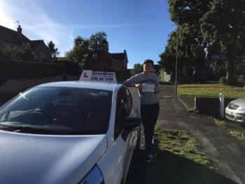 Congratulations to 'Stevie Nagle' who passed his driving test today at Poole DTC, '1st attempt', that´s fantastic news.<br />